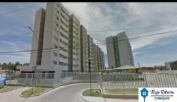 Alugo apartamento 2/4 suíte e varada bem localizado - Centro