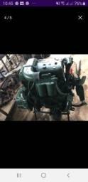 Motor Mercedes om 314