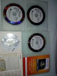 Vendo dvd original do windows server 2008 stand e windows 7 ultimate 32 original