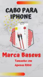 Cabo baseus original para iphone