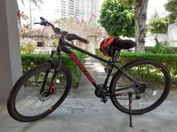 Bicicleta Nova. Aro 29 quadro 17- 21 v Zap *