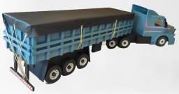 Carreta Scania graneleira 113 miniatura