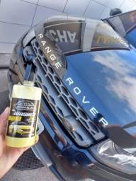 Limpa Seco automotivo - Lave seu carro sem utilizar água