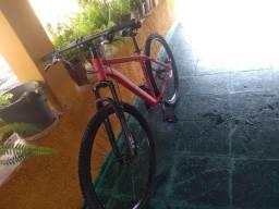 Bicicleta aro 29 Nova , 6 dias de uso