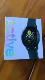 Relógio galaxy Watch active