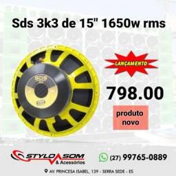 Eros Sds 3k3 1650w rms