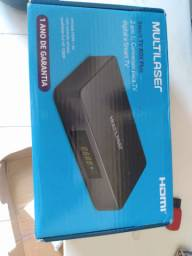 Smart tv box plus - multilaser