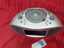 Radio com dvd
