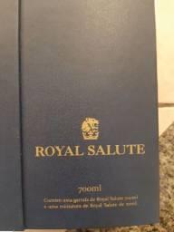 Royal salute 21 anos  box
