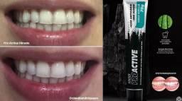 Promoção por tempo limitado Gel dental clareador