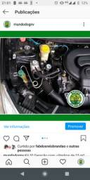 Kit GNV novo para vários modelos de carros