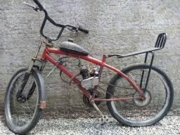 Bicicleta motoriza, aceito propostas