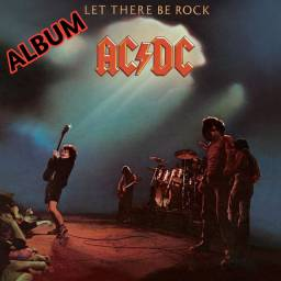 "Album ""Let There be Rock"" AC/DC Online"