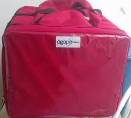 Bolsa térmica para entregadores