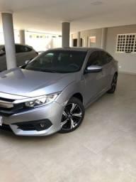 Honda Civic EXL 17/17 baixo km
