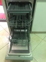 Máquina de lavar louça 10 serviços Brastemp