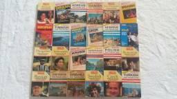 Coleção Livros de Bolso de Idiomas