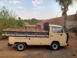 Kombi perua carroceria de madeira