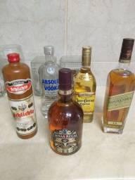 Bebidas originais. Para vender rápido!!