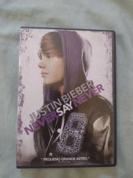 DVD Justin Bieber Never Say Never original