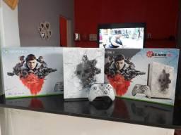 Xbox One X Edição Limitada do Gears 5