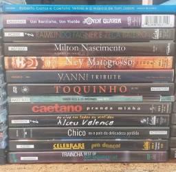 Combo de dvds MPB