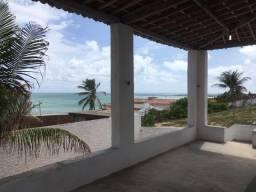 Vendo Casa na Praia de Pitangui com 4 quartos - Frente para Praia
