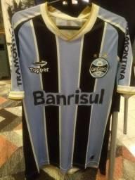 Camisa do Grêmio Libertadores 2013