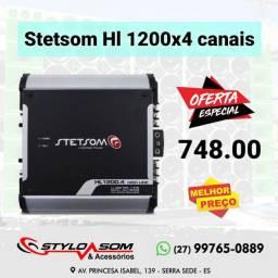 Stetsom Digital 1200x4 canais
