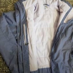 Blusas e jaquetas