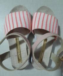 Vendo sandália infantil nr.25 Molekinha