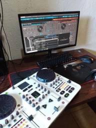 Controladora Xponent M-Audio com Bag Troc Placa de video