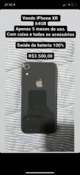 iPhone XR preto
