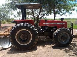 Vendo Trator Massey  Fergusson 283 ano 2004