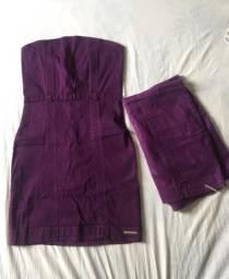Lote de roupas 38
