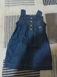 Vestido jeans Lilica Ripilica novo