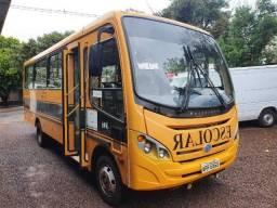 Repasse - Ônibus Mascarello Gran Mini Escolar 2009 31 Lugares Motor Mercedes Benz