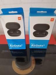 Xiaomi AirDots S fones Bluetooth