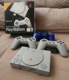 Playstation One Classic Mini Modelo Scph-1000r E100