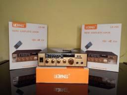 Amplificador digital 800W por apenas 220,00 avista