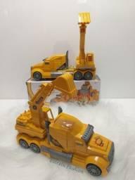 Carrinhos Transformers