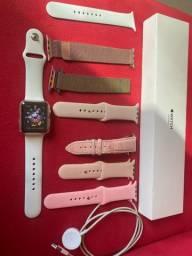 Applewatch série 3 42mm Silver