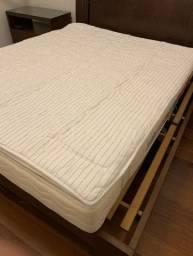 Pillow para colchão tamanho queem