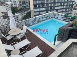 Cobertura com 4 dormitórios à venda, 460 m² por R$ 1.390.000,00 - Chame-Chame - Salvador/B