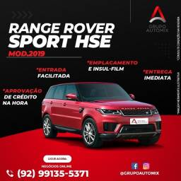 Título do anúncio: range rover sport