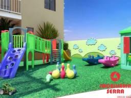 SGJ [K155] Vivenda Tropical - 2 quartos - 45m² - Vaga Coberta