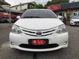 Toyota Etios Hatch XS 1.3 (Flex)