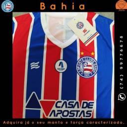 Camisa Bahia Home 21/22