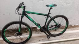 Bicicleta semi nova shimano