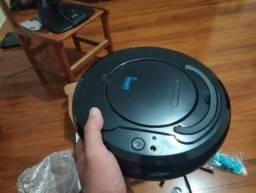 Robô aspirador 1800Pa novo lacrado